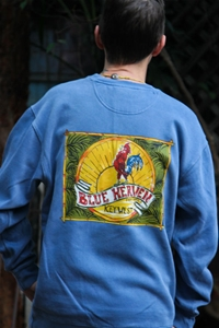 "Picture of Blue Heaven ""Cuban Rooster"" Sweatshirt"
