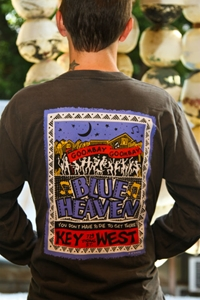 """Picture of Blue Heaven """"Goombay"""" Long Sleeve"""