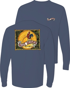 Picture of Cuban Rooster Long Sleeve